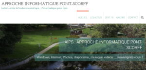 Association AIPS - Approche Informatique de PONT-SCORFF